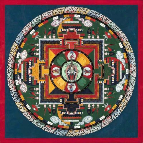 09-Mandala of Avalokiteshvara